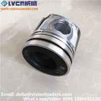 13038398 Piston, LG936L Wheel loader Weichai Deutz TD226B WP6G125E22 Piston for sale