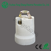 Ceramic lamp socket types of electrical holder E27