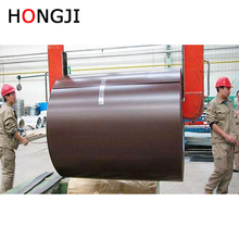 China wholesale aluminum PPGI color coated steel coil roll for roofing