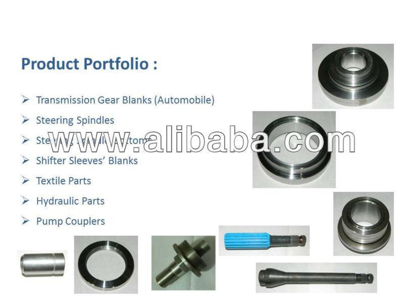 Transmission Gears blanks (automobiles)
