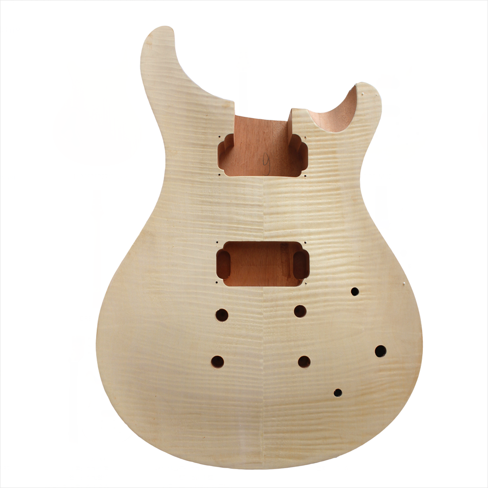 China Made Guitars Weifang Unfinished Guitar Body DIY