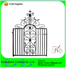 home decor wrought iron boundary wall gates