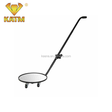 under car search convex mirror safety V3 Under Vehicle Search Mirror Security inspection mirror