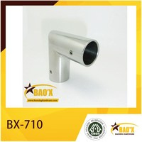 handrail fitting shower room accessories for 90 degree ss304 material