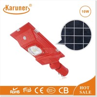 Hot Sale 10W Countryside Road Integrated