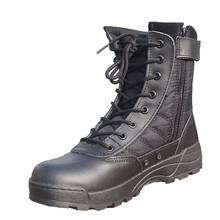 black patent leather military boots Army Boots