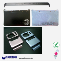 HH1196 Customized Multi Color Aluminum Cover Case Compatible Palm