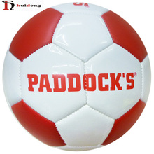 wholesale promotional customize good quality sports equipment football ball for training size 5 soccer ball
