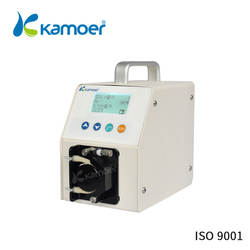 Kamoer LLS Plus intelligent assistant medical water pump self priming micro peristaltic pumps for laboratory