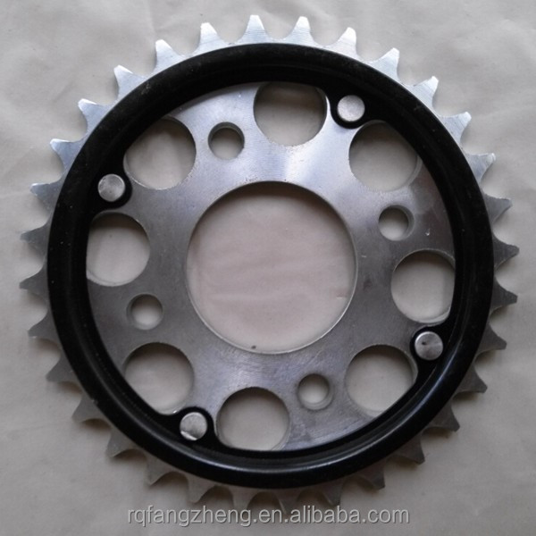 Professional Motorcycle Chain Wheels Factory