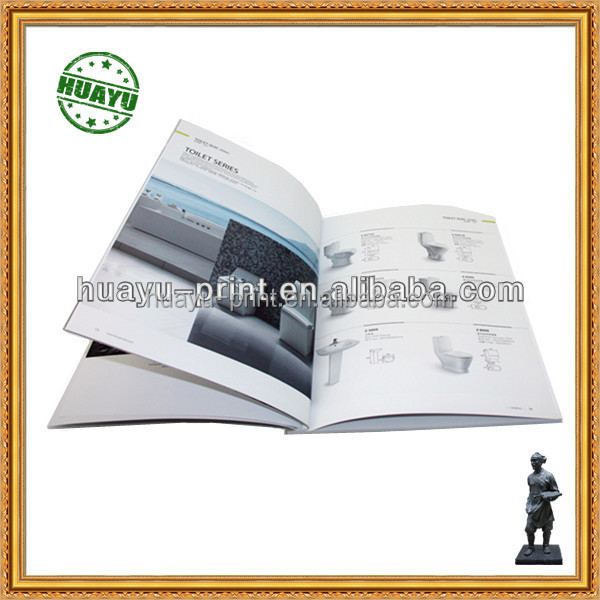art paper brochure,printing full color books,digital offset printing press