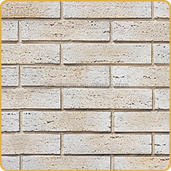 Faux wall thin brick for decoration
