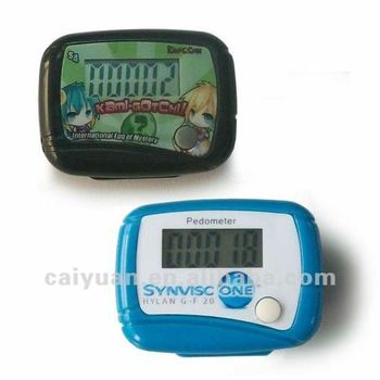 OEM electronic digital single pedometer