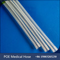 Transparent environmental non - toxic medical medical equipment ventilator accessories TTU hose