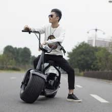 2000w 1000w fat tire electric scooter motorcycle factory hot selling in 2018