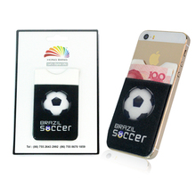 3M sticky smart wallet card holder for cellphone