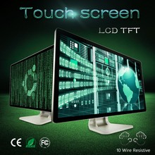 19 inch usb touch screen monitor/ 19 inch monitor touch screen