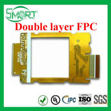 HOT!! FPC with UL Recognized and Connector SMT.high bright black pcb led flexible strip