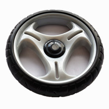 7 inch 3 spoke wheel eva foam baby stroller wheel