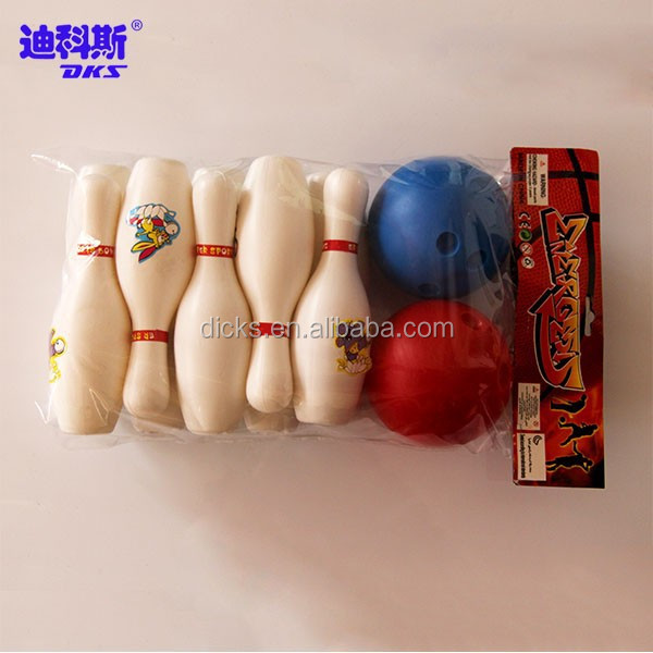 DKS Indoor Kids Bowling Pins And Bowling Ball For Sale