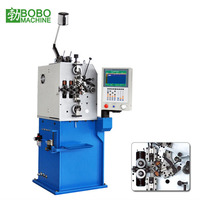Spring coiling machine manufacture with good price on sale