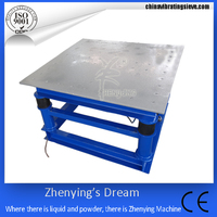 China ISO Electric Vibration Table Concrete Vibration Equipment for Cement
