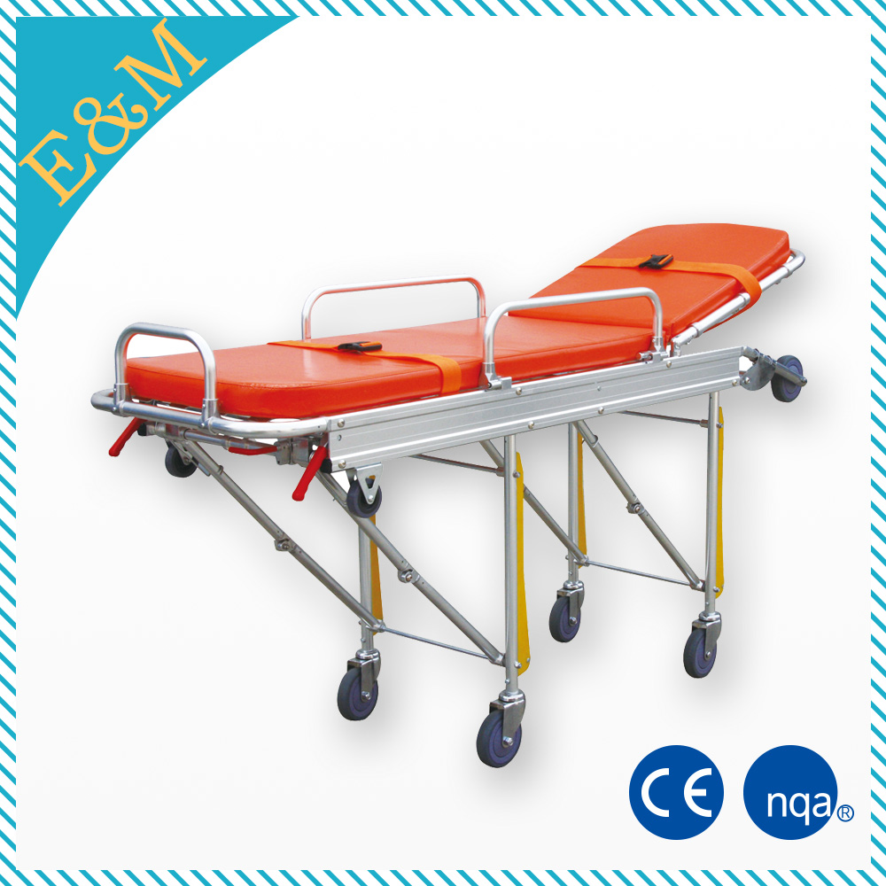 used ambulance stretcher dimensions