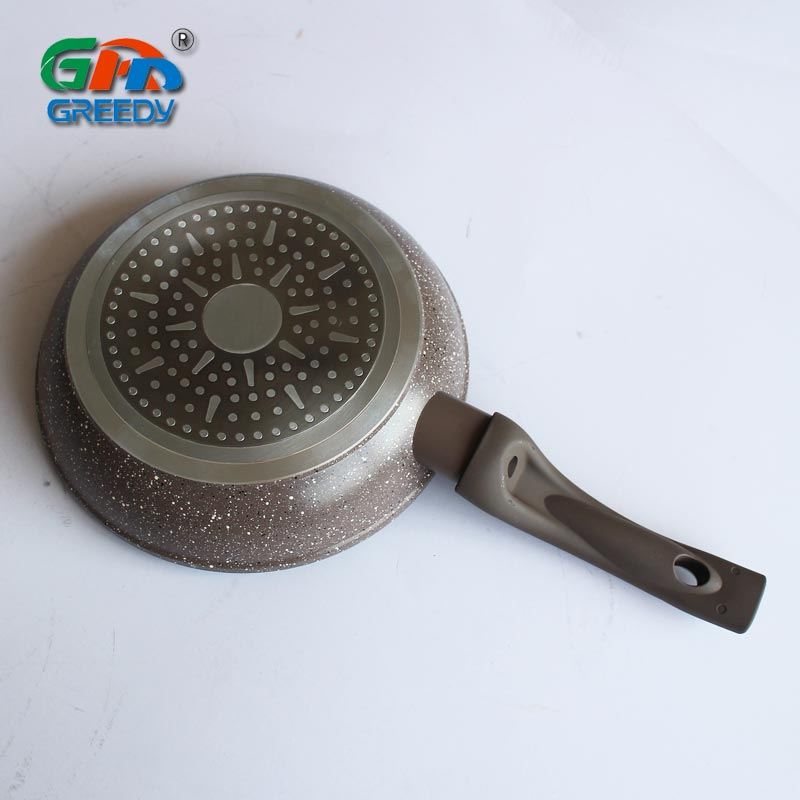 Copper Non Stick Frying Pan Electric Grill Pan Omelete Frying Pan