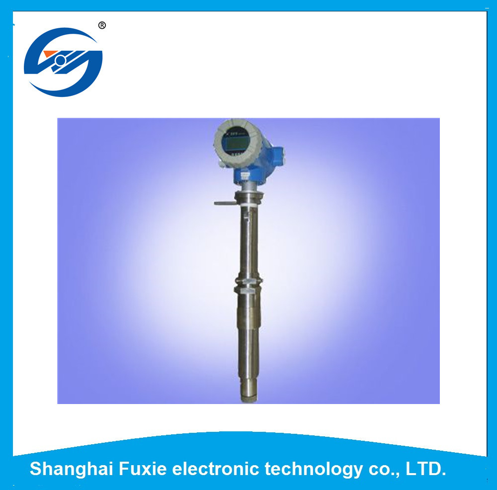 CE approved Plug-in electromagnetic flow meter