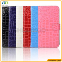 For samsung galaxy note 5 Croco pattern Flip pu leather case cover Classic design