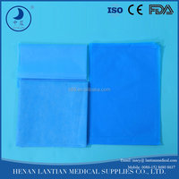film nonwoven operating theater bed cover sheet