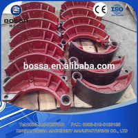 Customized ductile iron casting brake shoe