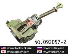 car lockpick tool import original car left door lock for Toy/092057-2