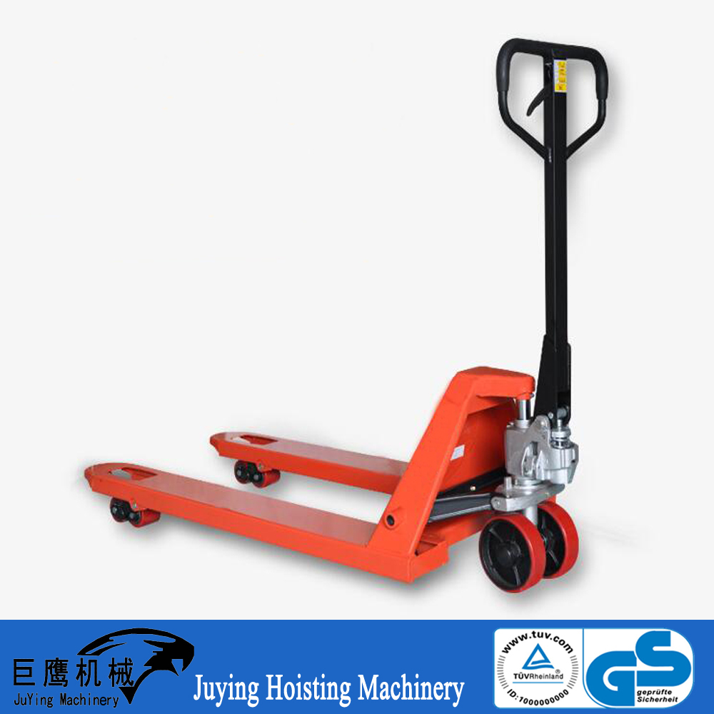 Hot sale hand pallet truck , hand manual forklift
