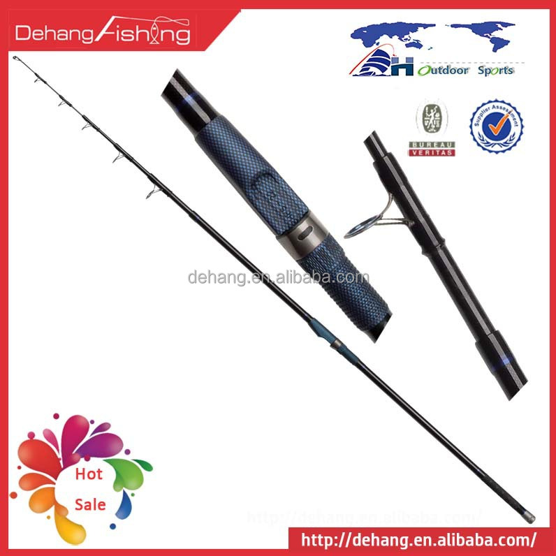 Good Quality High Carbon Tele Surf Fishing Rod To Alibaba Express Brasil