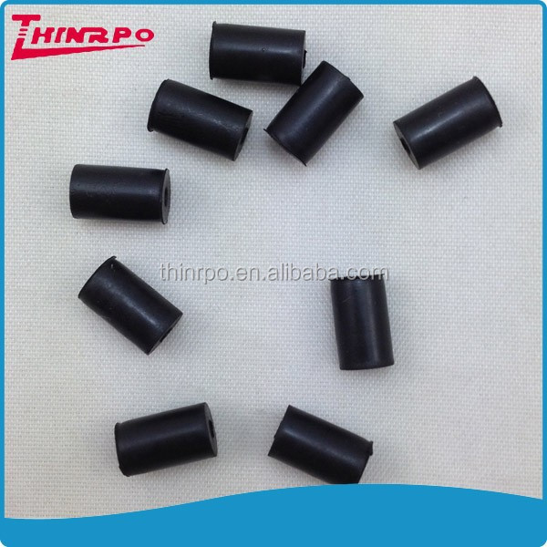 10mm length 5mm OD Custom made silicone rubber tube