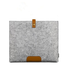 promotion gifts wool felt 13inch laptop case for sale