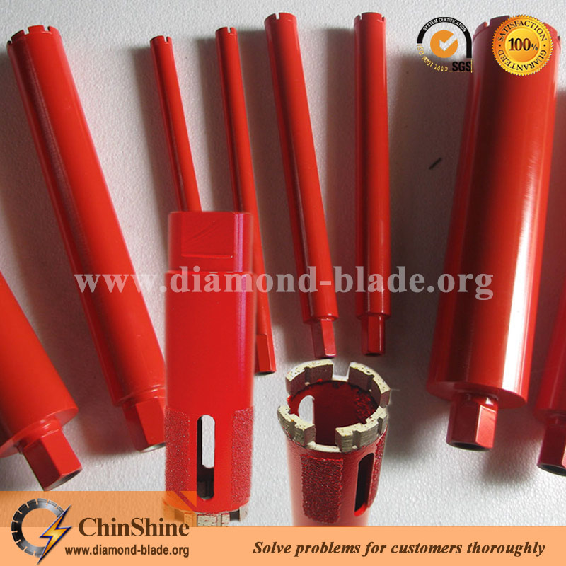 Top Quality Stone Concrete Diamond Core Bit and Hole Core Drill Bit from Manufacturer