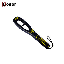 eas am/rfid 8.2mhz system handheld detector for different types of clothing security tags
