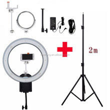 NanGuang CN-R640 V2 Photography Video Studio 640 LED Continuous Macro Ring Light 5600K Day Light update by Cn-65C pro / R640