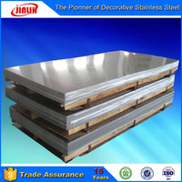 Hairline Drawbench Finish Color Brush Stainless Steel Sheet