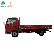 Low price 3m3 4x2 7 ton light small cargo trucks