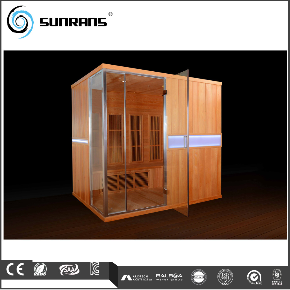 List manufacturers of far infrared sauna portable buy far for Portable garden room