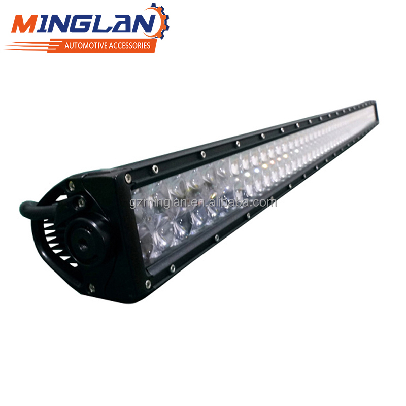 China Cheap 288W LED WORK LIGHTS,288W LED TRUCK LIGHTS,288W CAR LED LIGHT BAR With Flood/Spot/Combo Beam for Options