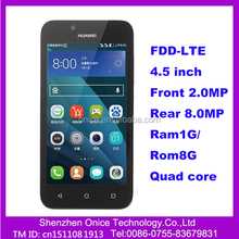High quality 4G huawei cdma phones mobile &4.5 inch IPS Android OS 4.4 cheaper smartphone huawei Y560
