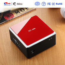 2015 Great Performance Mini PC Windows 10 Linux HTPC 4K HD Kodi 4GB Ram 64GB SSD 500 GB HDD Mr NUC with AMD processor