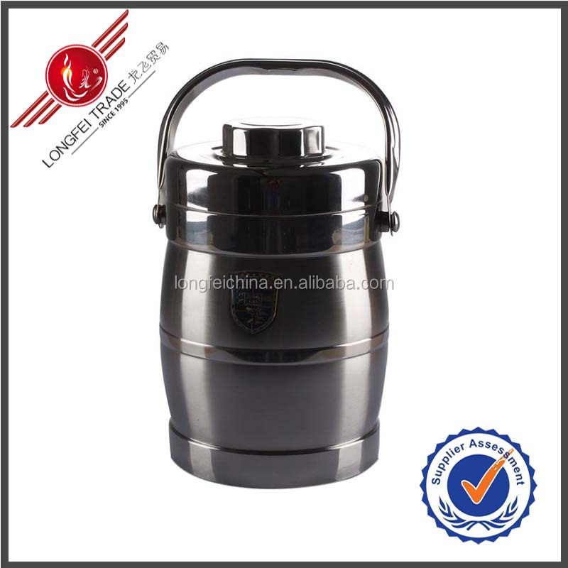 The Vacuum Stainless Steel Hot Food Carrier