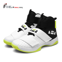OEM Design Your Custom Chaussures De Basketball Shoes En Chine