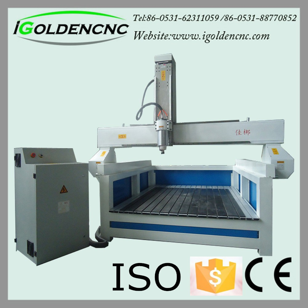 new efficient CNC 3d eps foam cnc engraving machine
