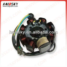 WY125 motorcycle electroic parts for magneto stator coil for honda